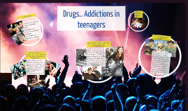 Addictions in teenagers