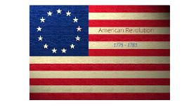 Copy of American Revolutionary War