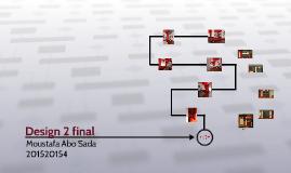 Design 2 final