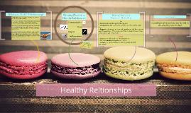 Healthy Reltionships