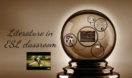 Literature in ESL classroom