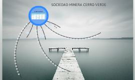 Soc. Minera Cerro Verde II