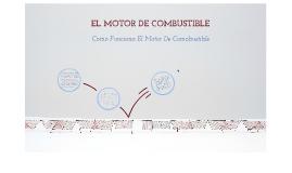 MOTOR DE COMBUSTIBLE