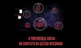 Copy of A PREVIDENCIA - O QUE UM AUDITOR NECESSITA TER DE CONHECIMEN