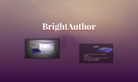 Copy of BrightAuthor