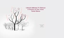 Copy of Evaluación Audiologica Pre-Quirúrgica  de Individuos con Lab