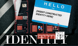 [INSERT CONSTRUCTED IDENTITY HERE]