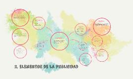 2. ELEMENTOS DE LA PUBLICIDAD