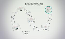 Roman Travelogue
