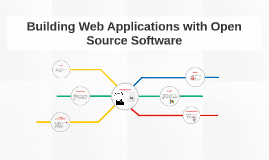 Building Web Applications with Open Source Software