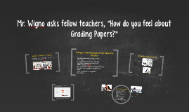 Grading Practices to Help with Time Management