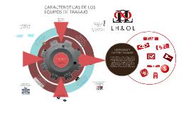 CARACTERISTICAS DE LOS EQUIPOS DE TRABAJO