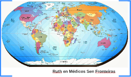 Ruth en Médicos Sen Fronteiras