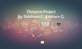 Distance Project