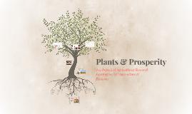 Plants & Prosperity