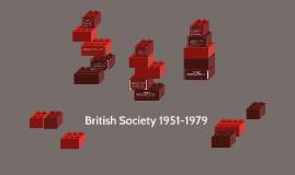 British Society 1951-1979