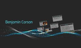 Benjamin Carson