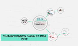TERAPIA COGNITIVO CONDUCTUAL FOCALIZADA EN EL TRAUMA (TCC