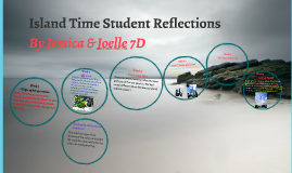 Island Time Student Reflections
