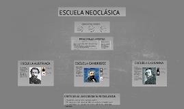 ESCUELA NEOCLASICA by on Prezi