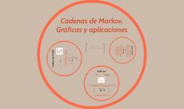 Cadenas de Markov,