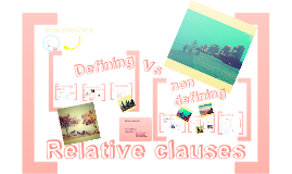 Copy of Copy of relative clauses
