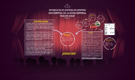 Establecer el sistema de gestión documental de la microempre