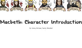 Macbeth: Character Introduction