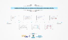 Analisís de Neo4j como un sistema de información orientado a
