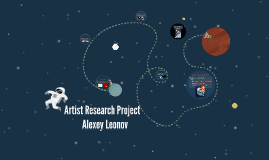 Artist Research Project