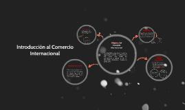 Introdución al Comercio Internacional