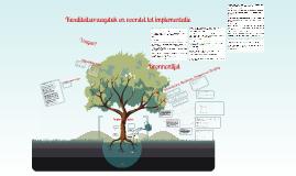 kwaliteitsvraagstuk en voorstel tot implementatie