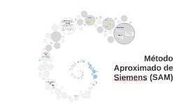 Copy of Método Aproximado de Siemens (SAM)