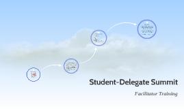 Student-Delegate Consortium