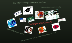 Colleges and Careers
