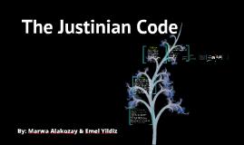 Copy of Justinian Code
