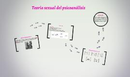 Teoria sexual del psicoanálisis