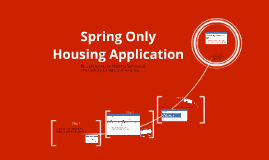 Spring Only Housing Application