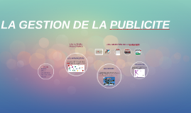 Copy of L'IMPORTANCE DE LA PUBLICITE
