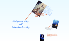 Odyssey Map of Intertextuality