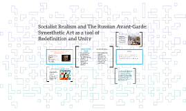 Socialism and The Russian Avant-Gard: Synesthetic Art as a t