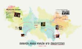 Sonata para violín n°9 (kreutzer)