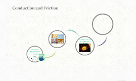 Conduction and Friction
