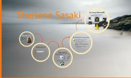 Sharlene Sasaki's e-Portfolio