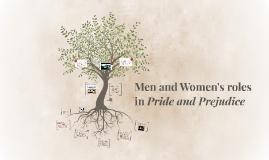 Copy of Gender roles in Pride and Prejudice