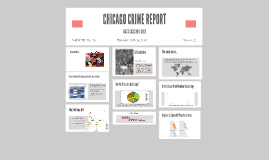 CHICAGO POLICE CRIME DATA CASE 2011-2012