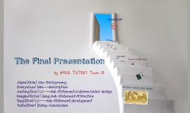APS112 presentation