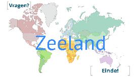 Landschap Zeeland Aardrijkskunde
