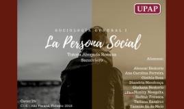PERSONA SOCIAL