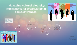 Managing cultural diversity: implications for organizatio